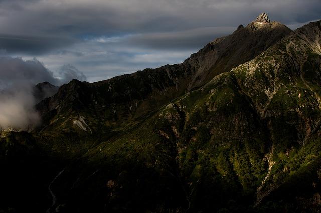 Montañas místicas - pico de Adán