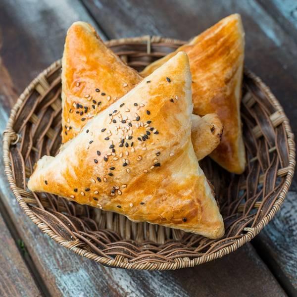 Top 10 comida callejera - Samsa