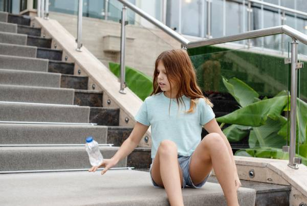 modas pasajeras - bottle flip challenge