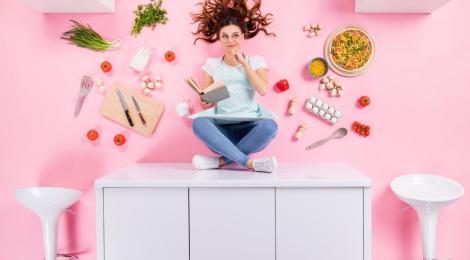 4 libros donde la comida es la protagonista