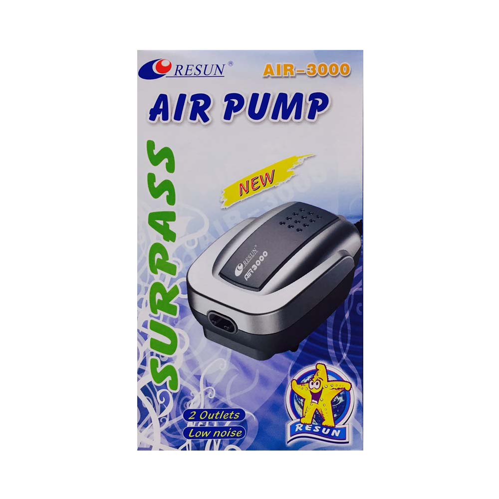 RESUN Surpass Air Pump Air-3000