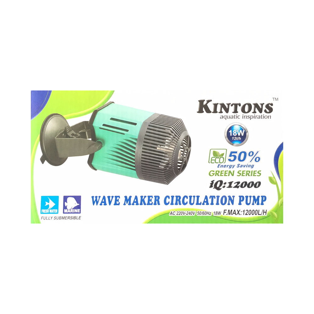KINTONS Wave Maker IQ12000 Circulation Pump