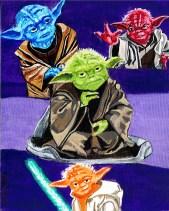 Yodas I are