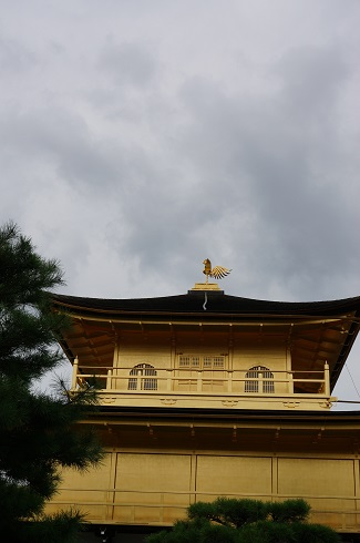 Very important: the roof ornament is a PHOENIX, not a chicken