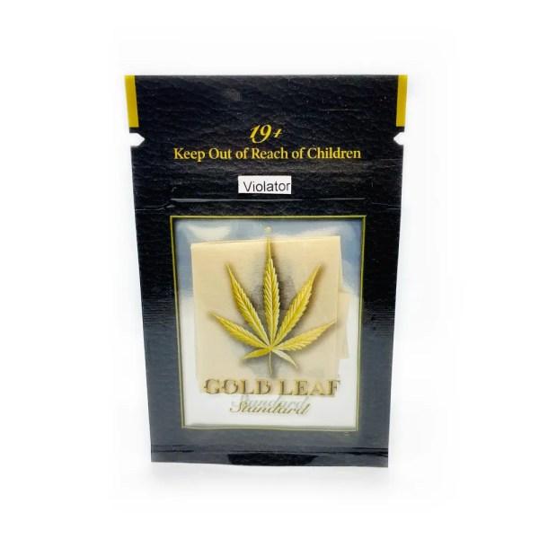 Gold Leaf Standard - Violator (1 Gram) Serene Farms Online Dispensary