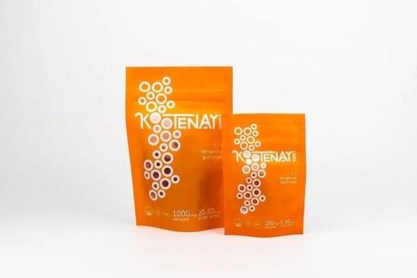 Tangerine (1:1, 50mg/gummy)