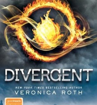 Divergent (#1) by Veronica Roth