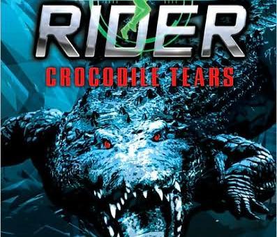 Crocodile Tears (Alex Rider #8) by Anthony Horowitz