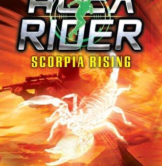 Scorpia Rising (Alex Rider #9) by Anthony Horowitz