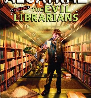 Alcatraz Versus the Evil Librarians (Alcatraz #1) by Brandon Sanderson
