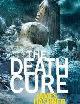 The Death Cure (Maze Runner #3) James Dashner