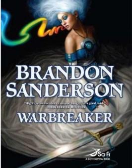 Warbreaker (Warbreaker #1) by Brandon Sanderson