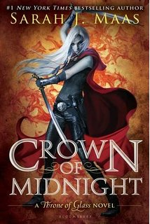 Crown of Midnight (Throne of Glass #2) by Sarah J. Maas