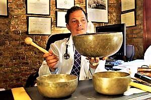Dr. Mitchell Gaynor spiritual healing chakra balancing