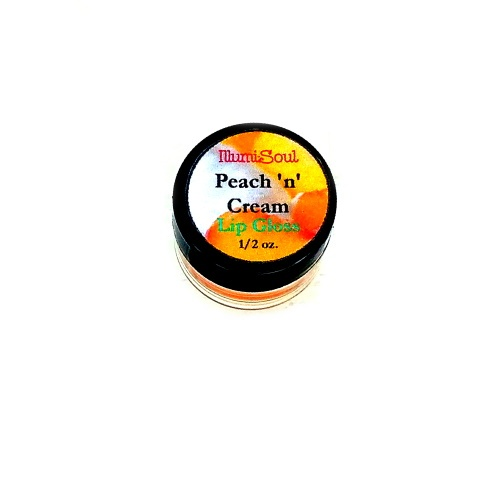 Peaches 'n Cream Lip Gloss