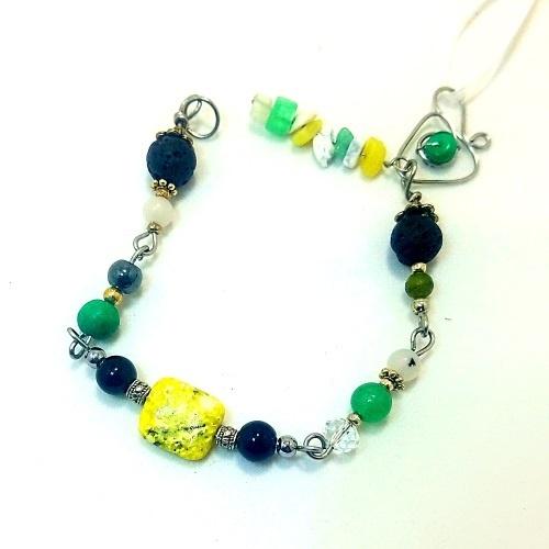 love heart chakra bracelet
