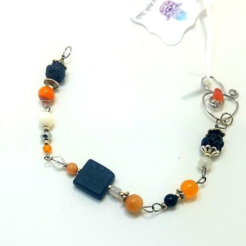 creativity sacral chakra bracelet