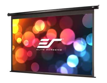 Elite Screens VMAX2, 135-inch 16:9, Wall Ceiling Electric Motorized Drop Down HD Projection Projector Screen, VMAX135UWH2