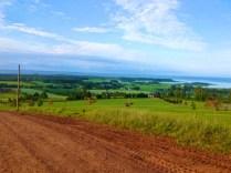 Beautiful countryside in Alexandra