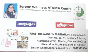 Visiting card Half size
