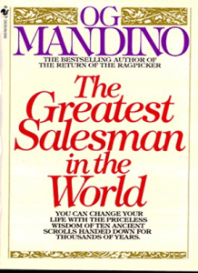 Og Mandino - The greatest Salesman in the World