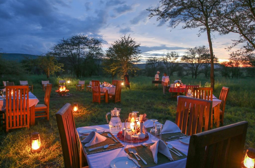 SERENGETI LUXURY CAMPING, JUST WHAT EVERY FAMILY NEEDS!