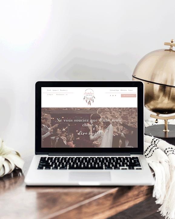 création-de-site-internet-pour-entrepreneuse-wedding-planner