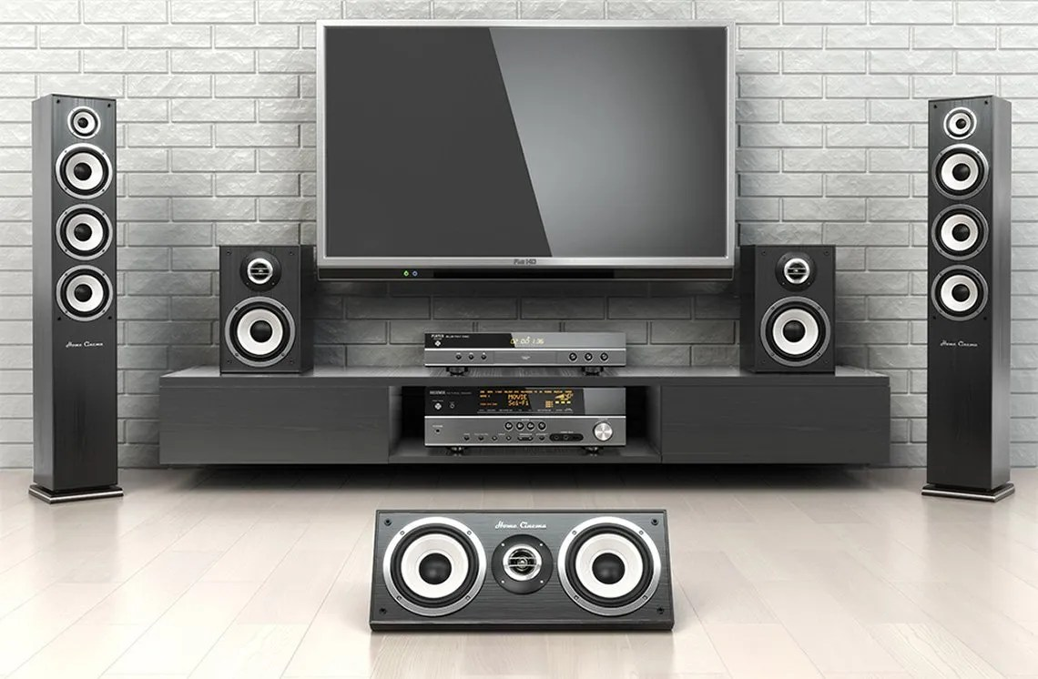 Wiring In Wall Speakers Home Theater System A
