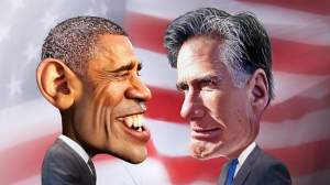 Obama-and-Romney-by-DonkeyHotey-via-Flickr