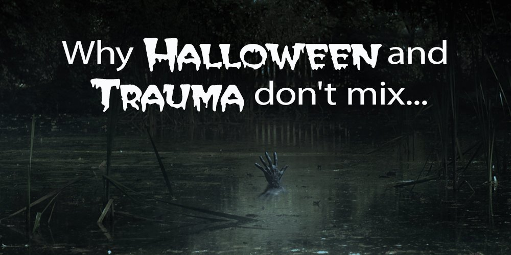 Halloween Trauma Therapeutic Parenting
