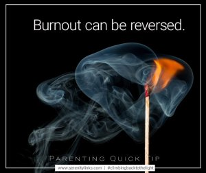 burnout can be reversed