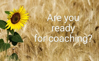 How do I know if I'm ready for parent coaching?