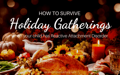 Holiday Gatherings Survival Guide for Moms of Traumatized Kids