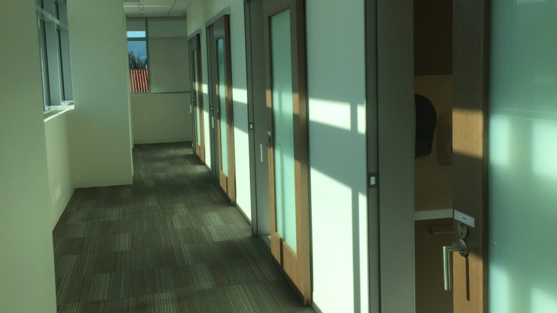 Healthcare Sliding Barn Door Systems Colorado Springs Coserenity