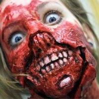 13 Creepy Halloween Makeup Ideas
