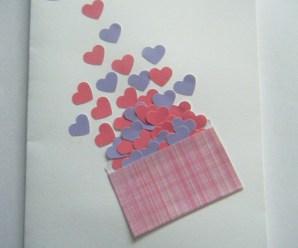 My Handmade Valentines Cards