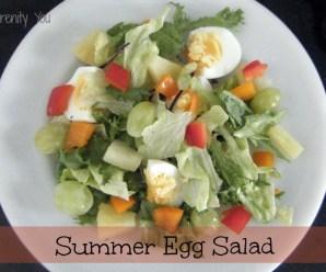 Summer Egg Salad