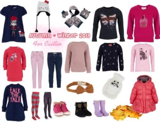Autumn & Winter 2013 - Caitlin