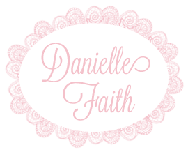 Danielle Faith {sponsor spotlight}