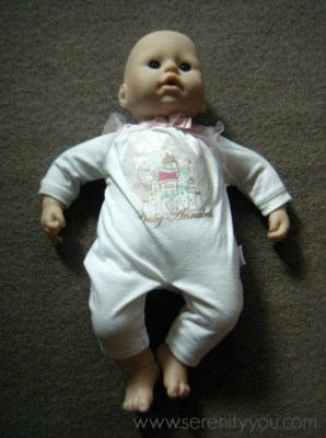 Baby Annabell Doll Review Serenity You