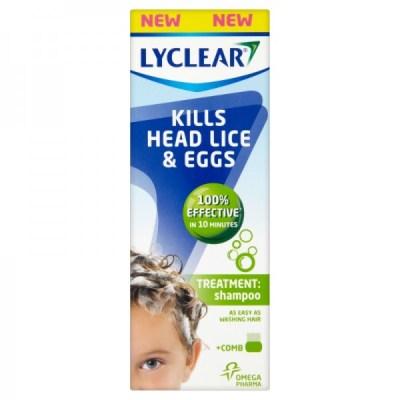 Lyclear head Lice Treatment