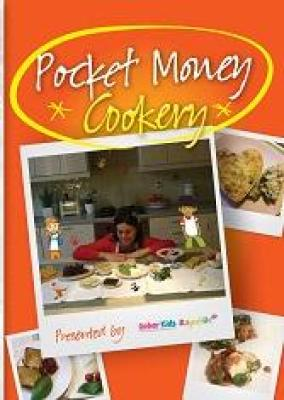 Pocket Money Cookery book by Oomberkids Republic Review
