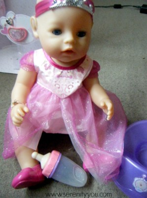Zapf Creation baby Born Princess doll