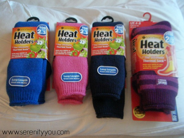 Heat Holders Thermal Socks Review