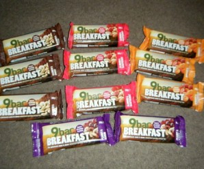 9bar Breakfast Bars