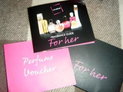 Vivabox Fragrance Box - voucher