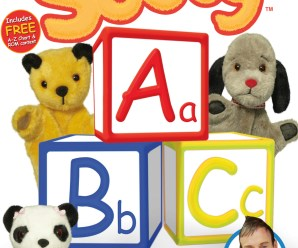 Sooty ABC – Learn The Alphabet DVD + Giveaway