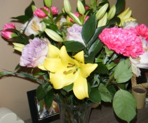 Flowers by Post from Debenhams