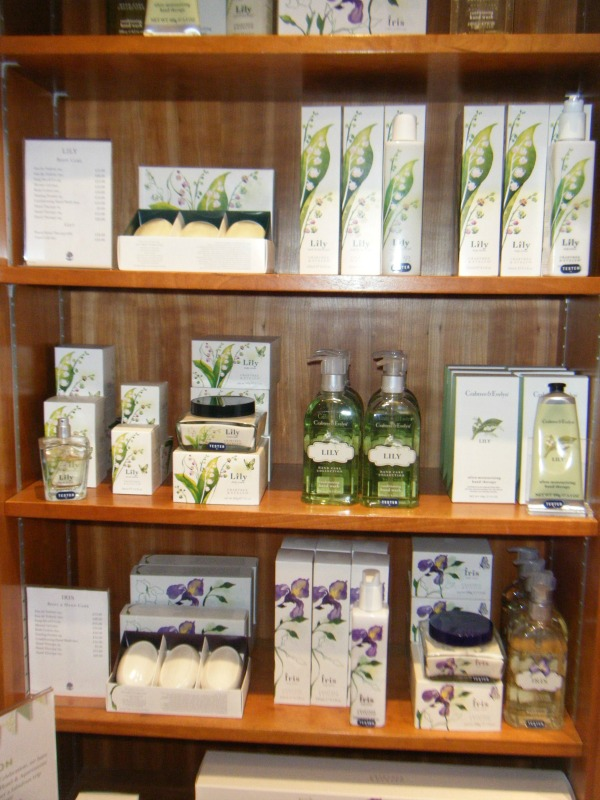 crabtree & Evelyn event 1