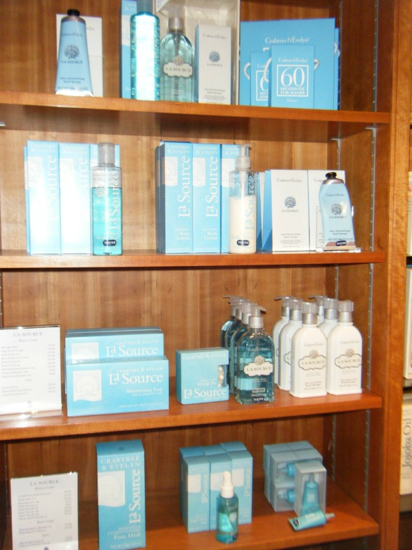 crabtree & Evelyn event  4